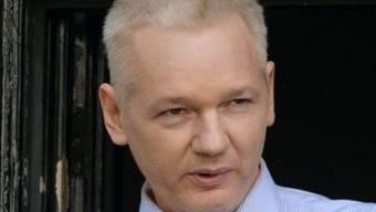 Wikileaks-Gründer Julian Assange (Symbolbild)