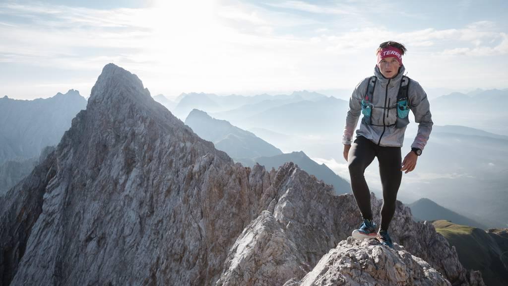 Kletterer will schwierigste Felswand des Alpsteins bezwingen