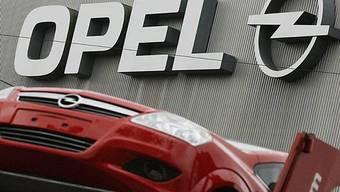 Schwierige Zeiten für Opel-Mitarbeiter (Archiv)