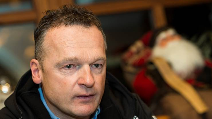 Frauen-Cheftrainer Hans Flatscher.
