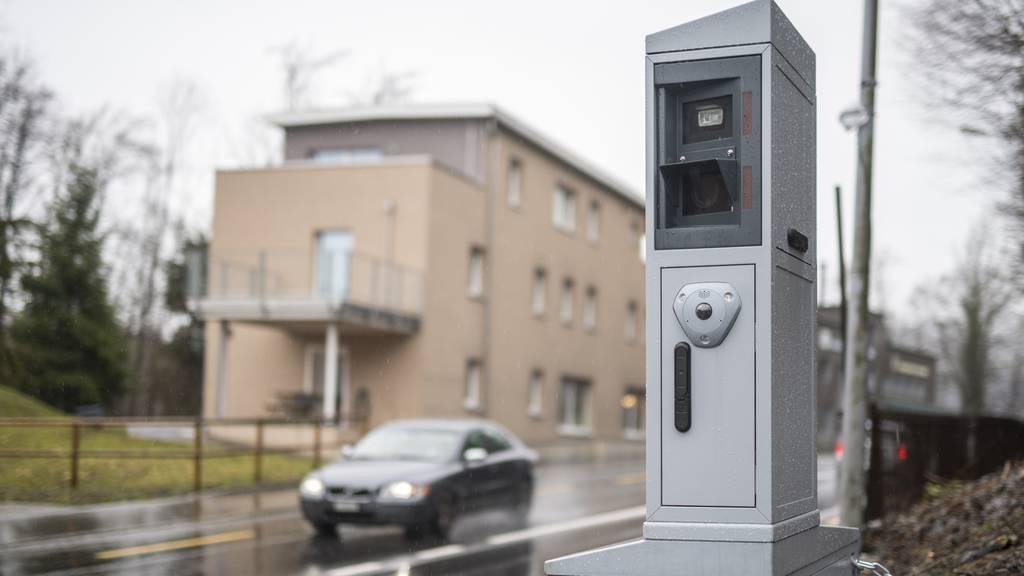 Kapo St.Gallen nimmt 700'000 Franken mehr Bussgeld ein