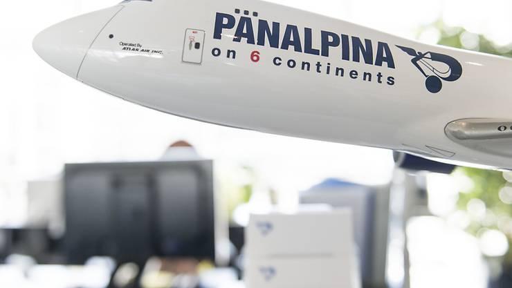 Für den Logistiker Panalpina interessiert sich die DSV aus Dänemark. Kühne+Nagel hingegen nicht. (Archivbild)