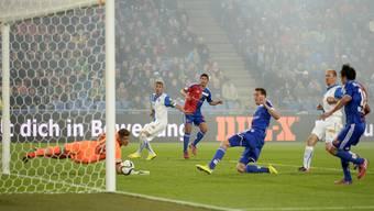 FC Basel - GC, 02.05.2015