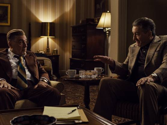 Der Mafiafilm «The Irishman».