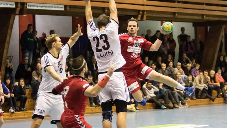 Jonathan Knecht spielt ab sofort für den STV Baden.
