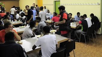 So leben Asylsuchende im Empfangs- und Verfahrenszentrum Basel