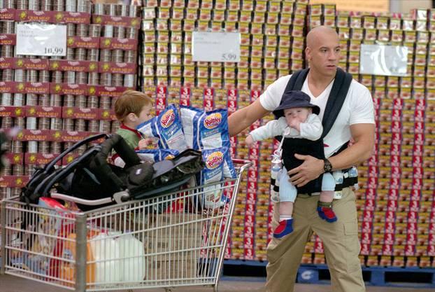 2005 erschient mit «Der Babynator» die erste Komödie mit Diesel