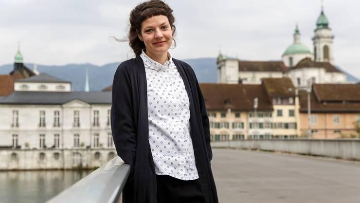 Reina Gehrig, abtretende Leiterin der Solothurner Literaturtage.