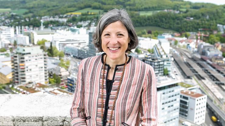 Sandra Kohler will frauenaargau «noch stärker und noch lauter» machen.