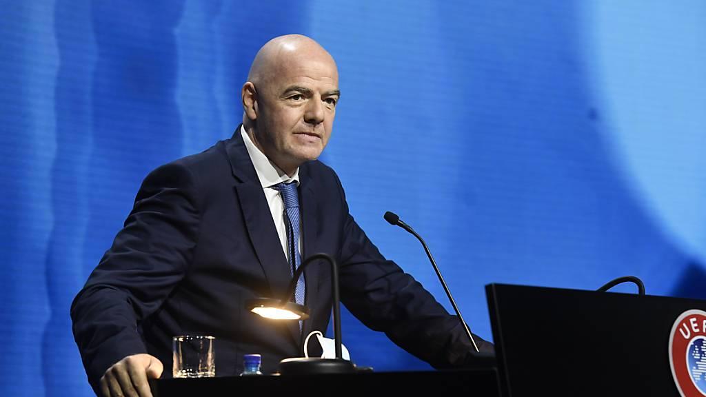 FIFA unterstützt UEFA im Kampf gegen die Abtrünnigen