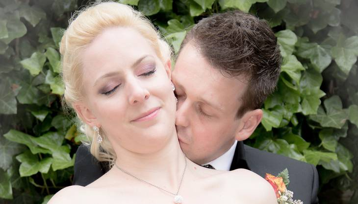 Nicole und Roman aus Möriken - Wildegg