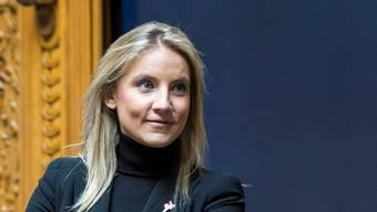 Céline Amaudruz politisiert am rechten Rand der SVP.