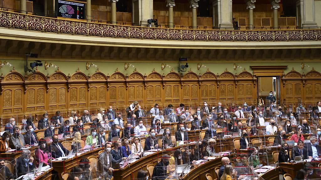 Nationalrat kommt zu dreitägiger Sondersession zusammen