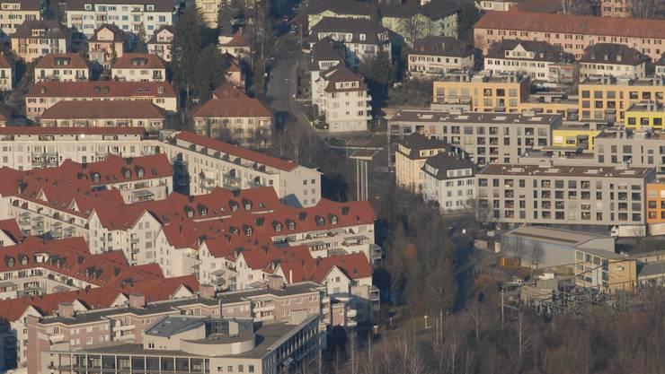Wohnraum: Der Anteil Wohnungen in der Hand von gemeinnützigen Trägern soll erhöht werden. (Schwager)