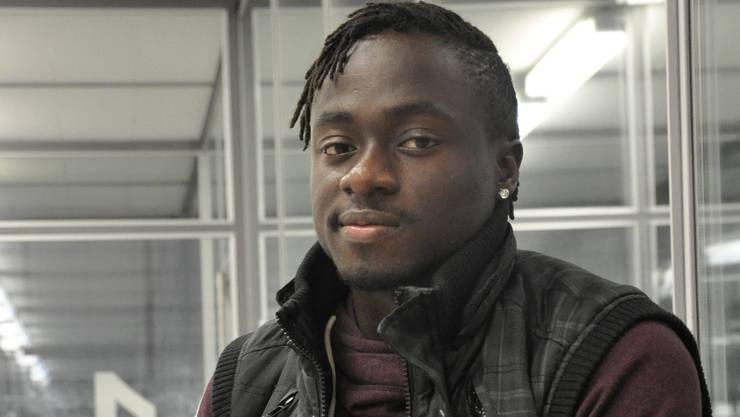 Emmanuel Gnagne möchte in der Schweiz studieren.