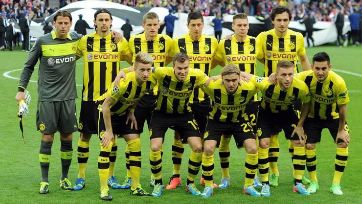 Stars wie Roman Weidenfeller, Mats Hummels, Marco Reus, Ilkay Gündogan und Jakub Błaszczykowski geben sich im Joggeli die Ehre.
