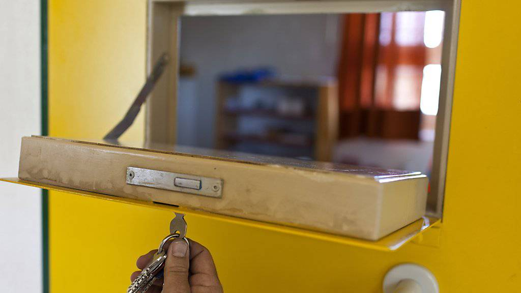 Ousman Sonko: Derzeit in einer Zelle und vielleicht bald in U-Haft. (Symbolbild)