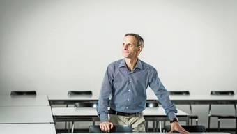 Ökonom Mathias Binswanger von der Fachhochschule Nordwestschweiz.