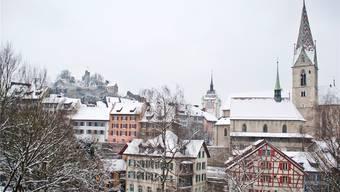 Wird Baden die erste Aargauer Stadt mit rot-grüner Regierungsmehrheit? Der Kanton schaut gespannt auf die Limmatstadt. Patricia Schoch