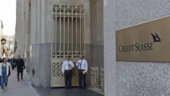 Credit-Suisse-Gebäude in New York (Symbolbild)