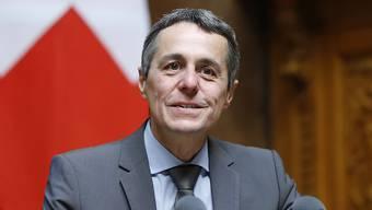 Am 31. Januar werde die Regierung Klarheit schaffen, wie sie vorgehen wolle, sagt Cassis.