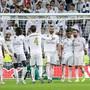 """Das """"weisse Ballett"""" macht Pause: Real Madrid wird wegen des Klimagipfels in der spanischen Hauptstadt am Samstag im Heimspiel gegen Espanyol Barcelona mit grünen Trikots auflaufen"""