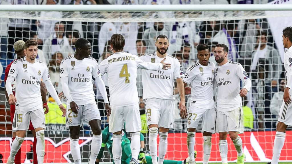 Das «weisse Ballett» macht Pause: Real Madrid wird wegen des Klimagipfels in der spanischen Hauptstadt am Samstag im Heimspiel gegen Espanyol Barcelona mit grünen Trikots auflaufen