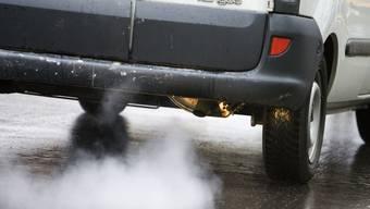 Auch der Verbrauch von Treibstoff nahm leicht ab