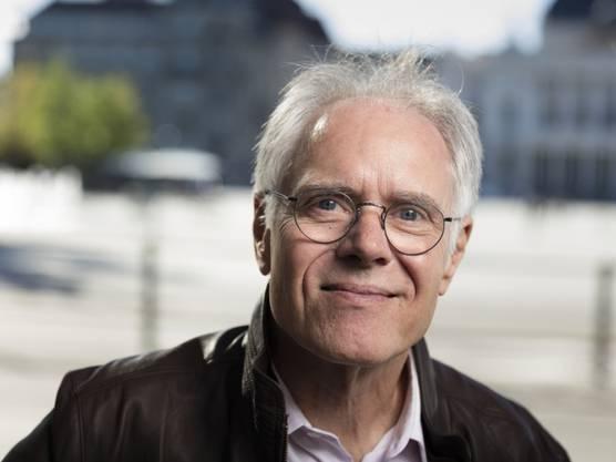 Alt Bundesrat Moritz Leuenberger.