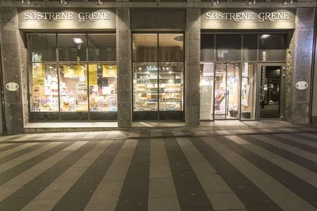 Die Firma wurde 1973 gegründet - hier das Stammhaus im dänischen Aarhus.