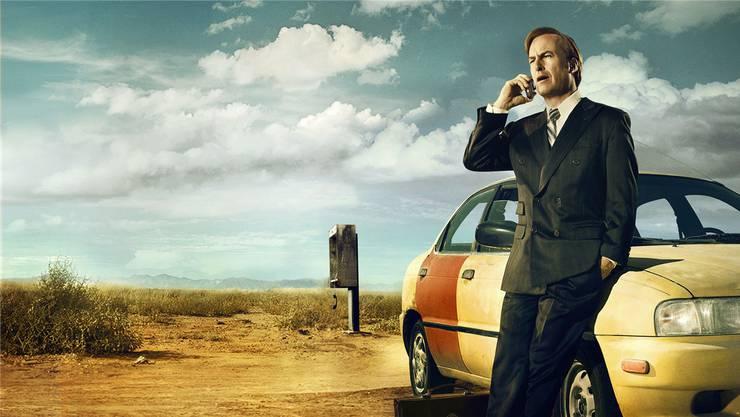 Besser denn je: «Better Call Saul» mit dem kriminellen Anwalt Jimmy McGill (Bob Odenkirk)