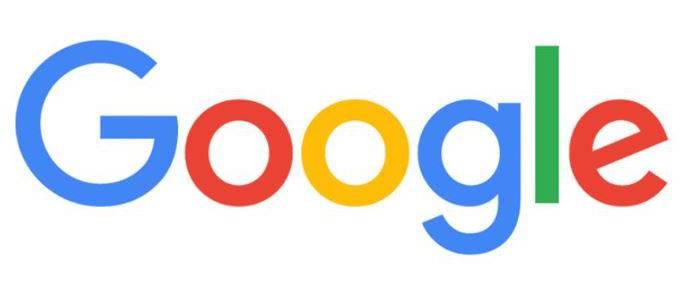 Google-Logo seit 2015