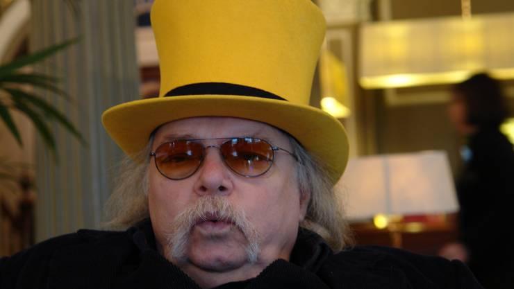 Bobby Leiser (74), der Schweizer Ur-Roadie und Stagemanager.