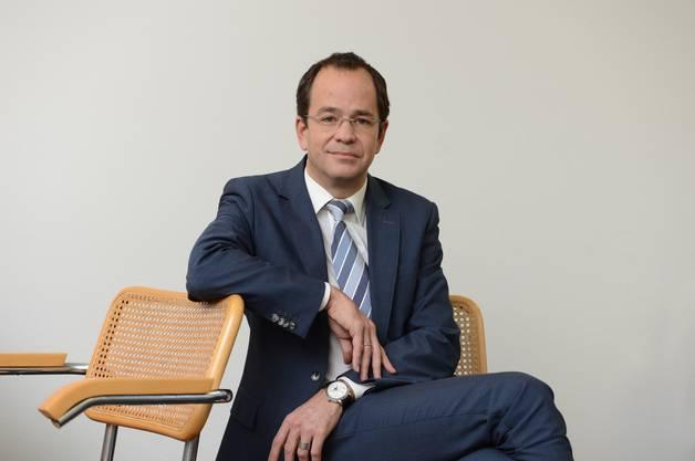 FDP-Präsident Daniel Stolz