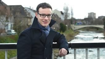 Samuel Bänziger lernt sein politisches Handwerk in Birsfelden.