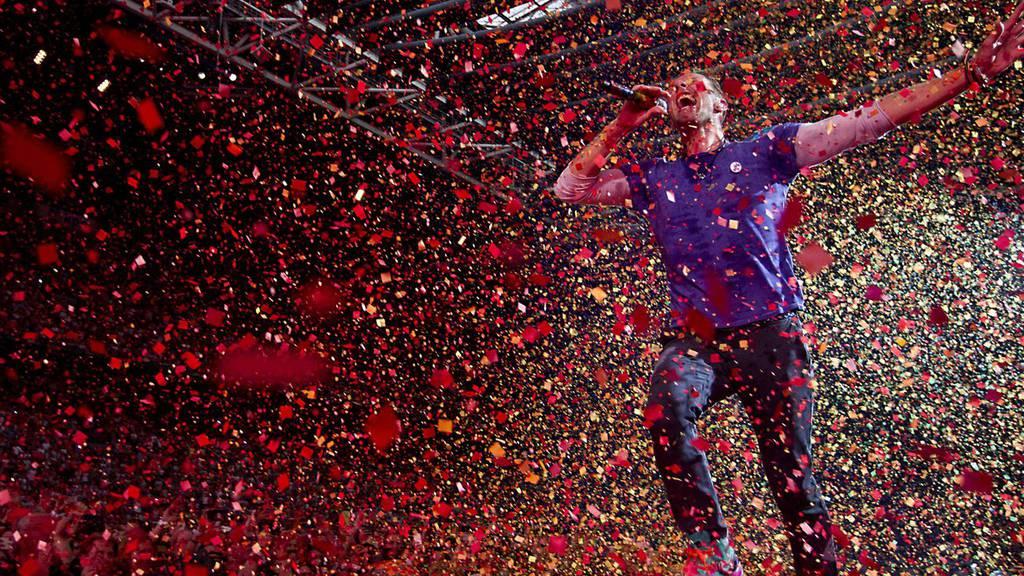 Neuer Sound von Coldplay - aber unter einem anderen Namen