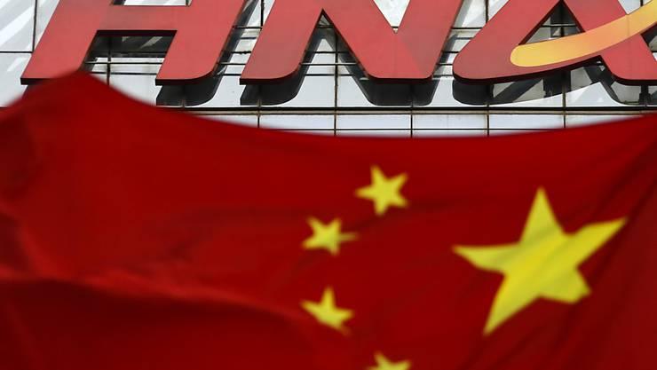 Der Chef der HNA Group, Wang Jian, ist in Frankreich tödlich verunglückt. (Archiv)