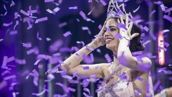 Jastina Doreen Riederer - Miss Schweiz 2018