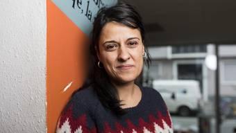 Die katalanische Aktivistin Anna Gabriel am Freitag in Genf.