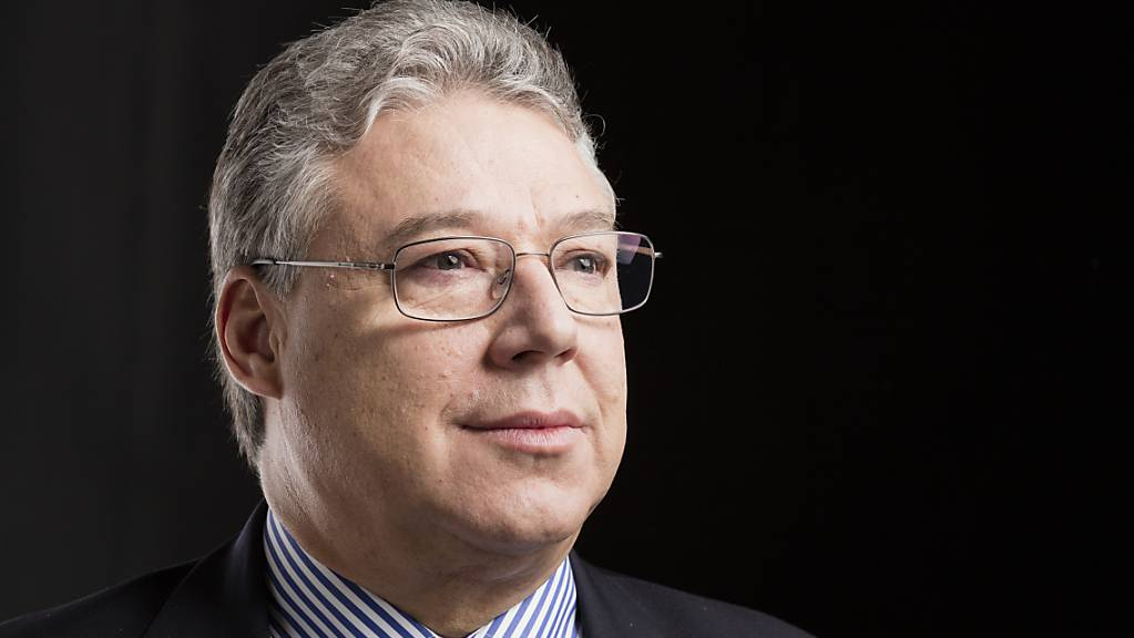 Kandidiert für den Luganeser Stadtrat: der ehemalige CVP-Ständerat Filippo Lombardi. (Archivbild)