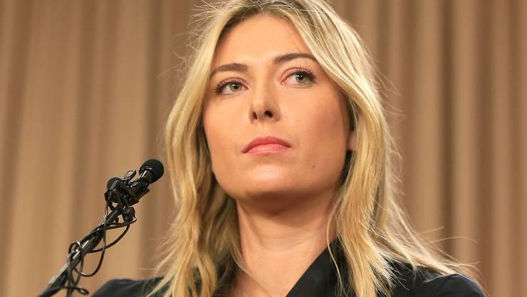 Maria Scharapowa tritt 32-jährig zurück.