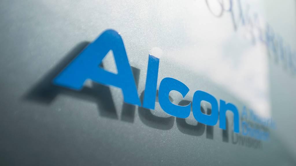Alcon verzeichnet im zweiten Quartal Verkaufsrückgang von 36 Prozent