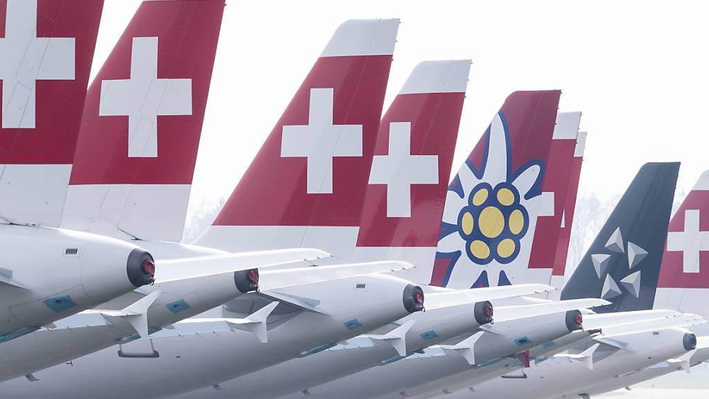 Swiss spricht 550 Kündigungen aus – etwas weniger als ursprünglich erwartet. (Archivbild)