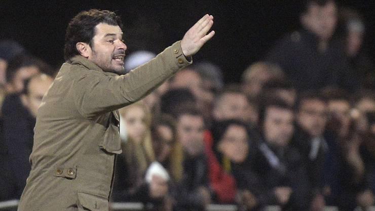 Ciriaco Sforzas Anweisungen zeigten Wirkung - der FC Wohlen gewinnt zum Rückrundenauftakt in Wil