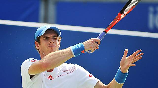 Olympiasieger Andy Murray mit Knieproblemen