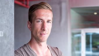 Nach der enttäuschenden EM wieder voller Tatendrang: Basels Stürmerstar Marc Janko.