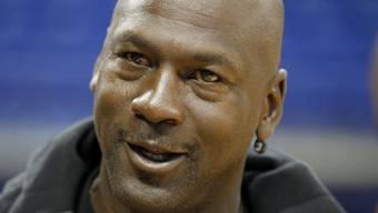 Michael Jordan (Archiv)