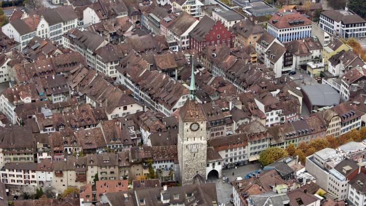 Die Stadt Aarau hat das Gemeindebürgerrecht an weitere 27 Personen vergeben. (Archivbild)