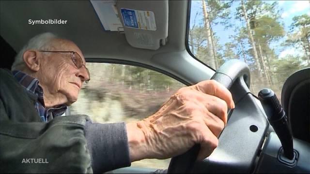 Rentner am Steuer: Noch nie so viele Unfälle wie letztes Jahr