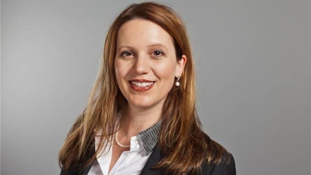 SP-Nationalrätin Chantal Galladé. Foto:  Gaetan Bally